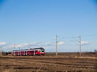 The M�V-START 5341 008-0 between Iv�ncsa and Pusztaszabolcs