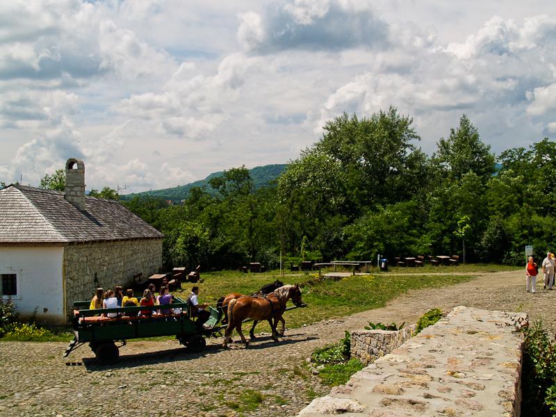 Upland market town photo