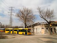 Mercedes a Volánbusznál