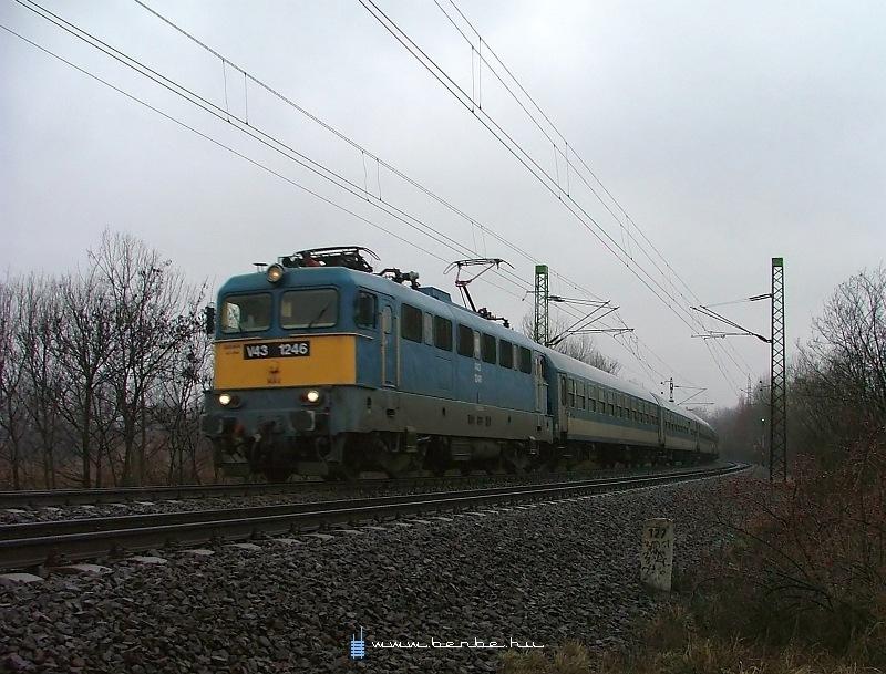 V43 1246 Rákos után fotó