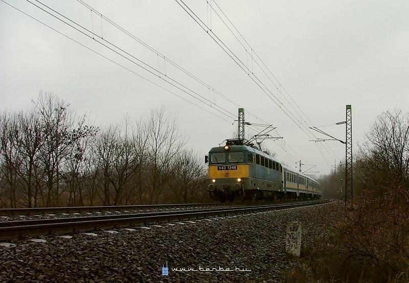 V43 1248 Rákos után fotó