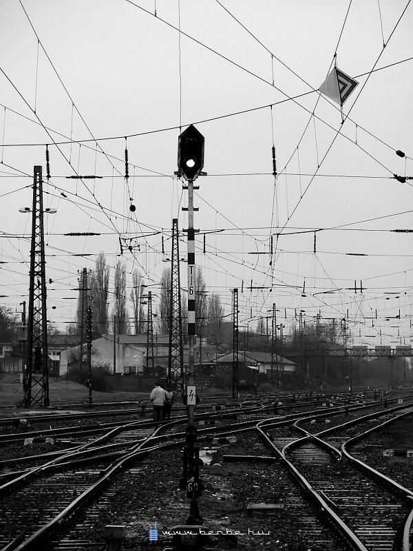 Tolatásjelzõ Rákoson fotó