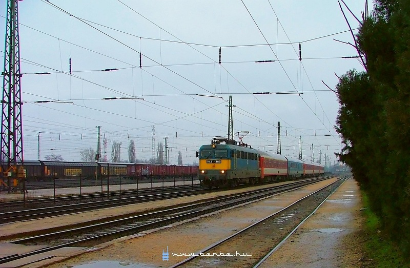 V43 1365 Rákoson fotó