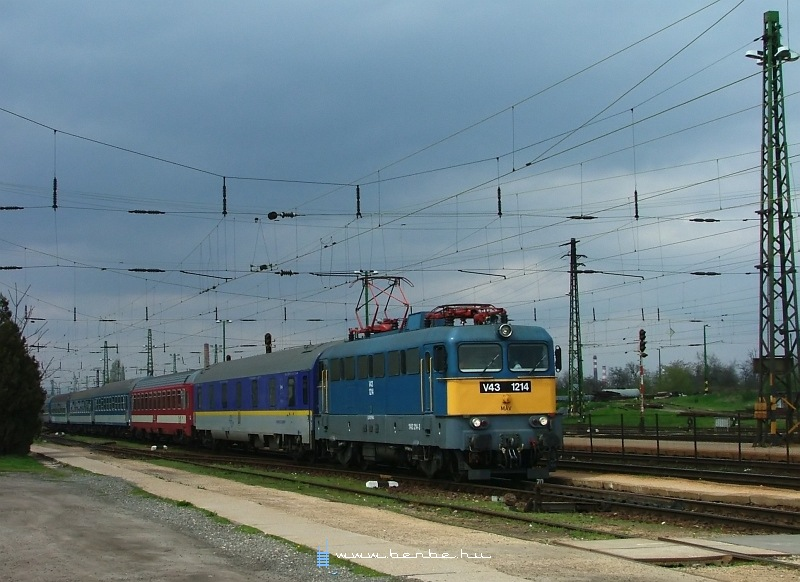 V43 1214 Rákoson fotó