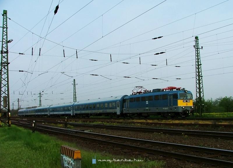 V43 1156 Rákoson fotó