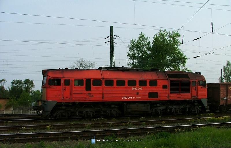 M62 203 Rákoson fotó