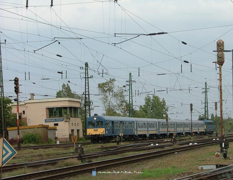 BDt 373 Kõbánya-felsõn fotó