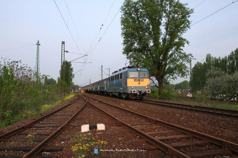 V43 1259 Kõbánya-felsõnél fotó