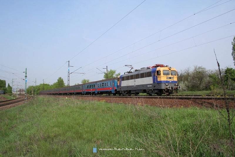 V43 2309 Rákosnál fotó
