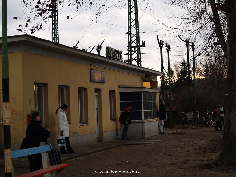 Isaszeg állomás fotó