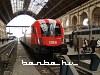 ÖBB 1116 018-1 a Keleti pályaudvaron