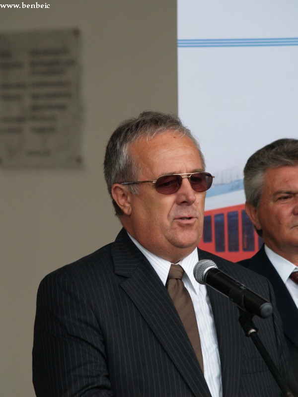 Ecsõdi László országgyûlési képviselõ fotó