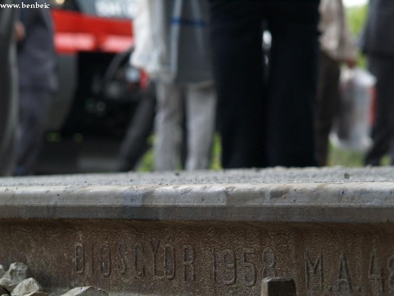 Ugyan mikori lehet ez a sín? fotó