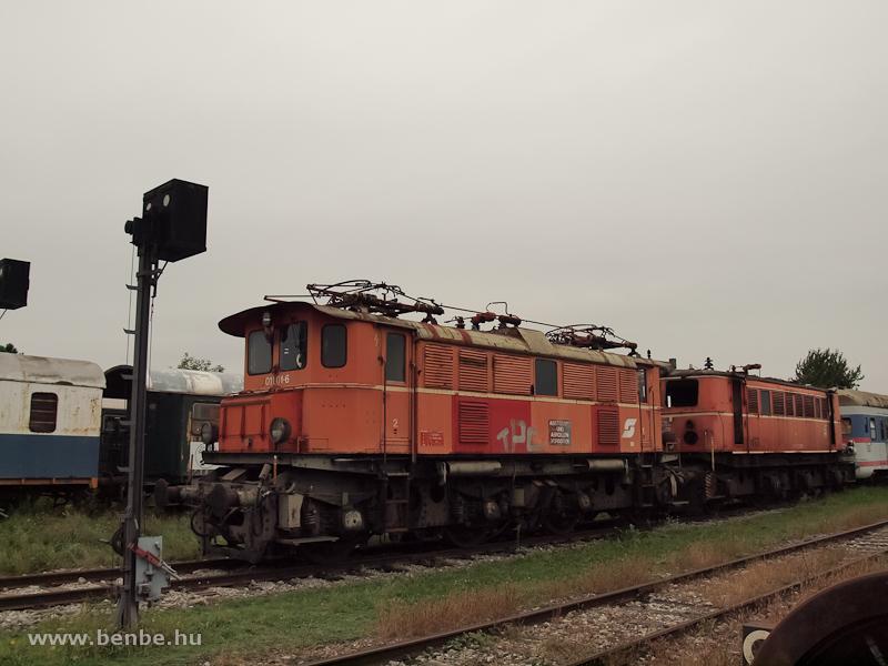 ÖBB 1245-ös Strasshofban fotó