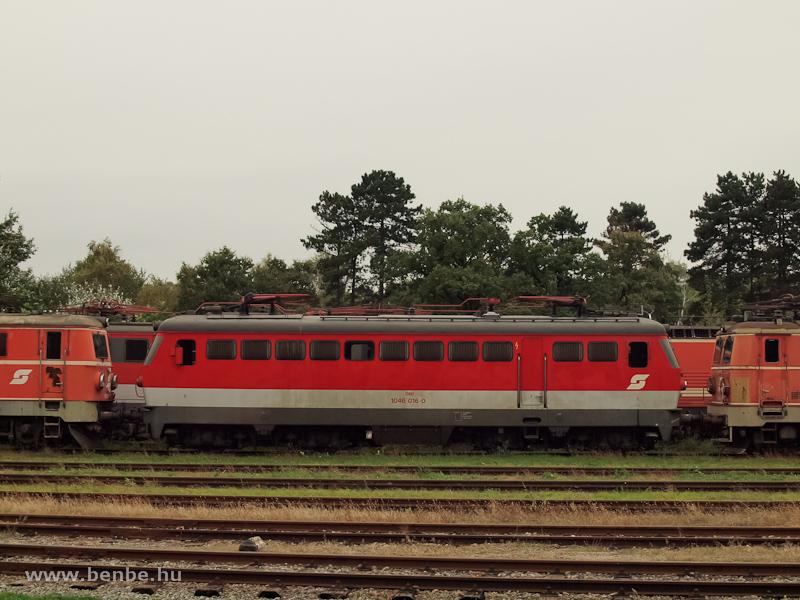 A 1046 016-0 Strasshofban fotó