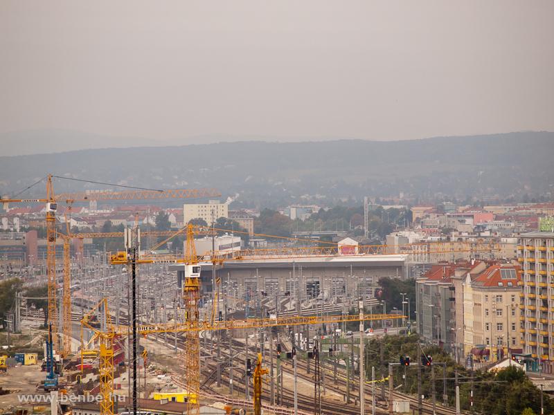 Wien Maitzelnsdorfer Platz karbantartóbázis fotó