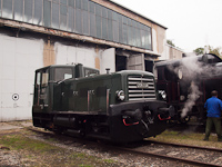 The small diesel shunter 2060.04