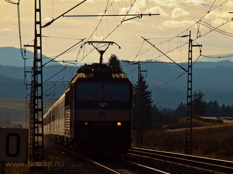 A ŽSSK 362 008-5 Vágfa fotó