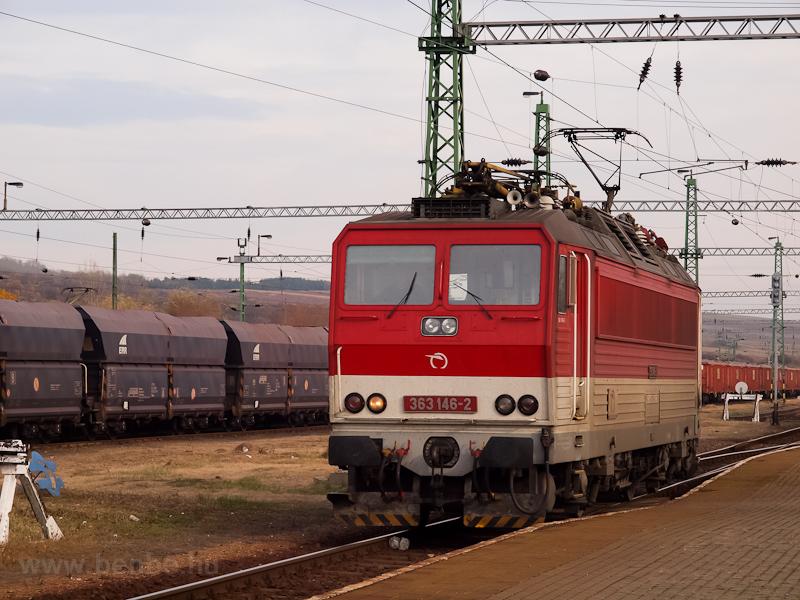 A ŽSSK 363 146-2 Hidas fotó
