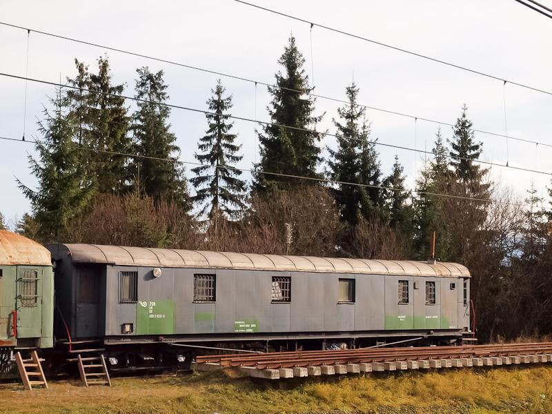 ŽSR PFT-kocsik Csorbán fotó