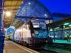A GYSEV 1047 503-6 pályaszámú Liszt-mozdony a Keleti pályaudvaron