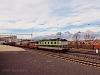 A ŽSCS 183 004-1 pályaszámú Šestikolak Poprád-Felka állomáson (Poprad-Tatry, Szlovákia)