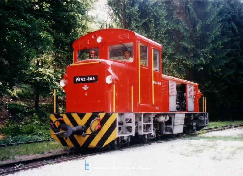 Mk48-404 körüljár Szalajka-Fátyolvízesés állomáson fotó