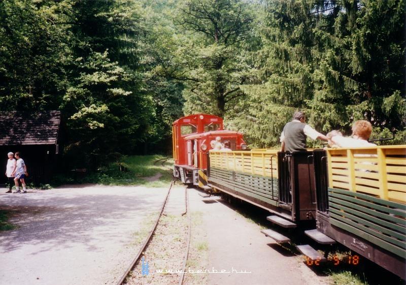 Szalajka-Halastó állomás fotó