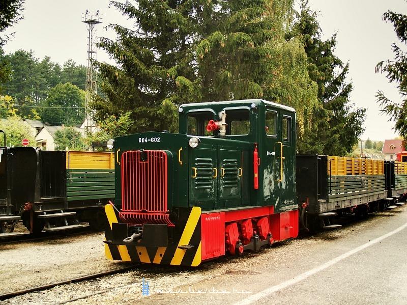 D04-602 Szalajka-Fatelepen fotó