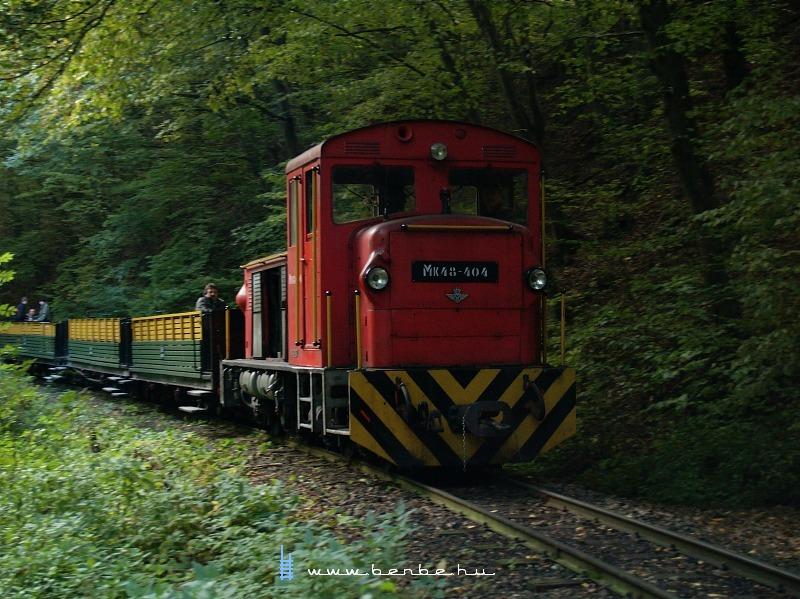 Mk48-404 a Szalajka-völgyben fotó