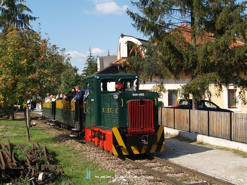 The D04-602 at Szalajka-Fatelep photo