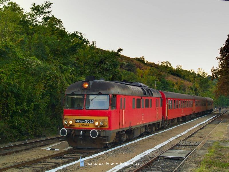 MDmot 3025 Szilvásváradon fotó