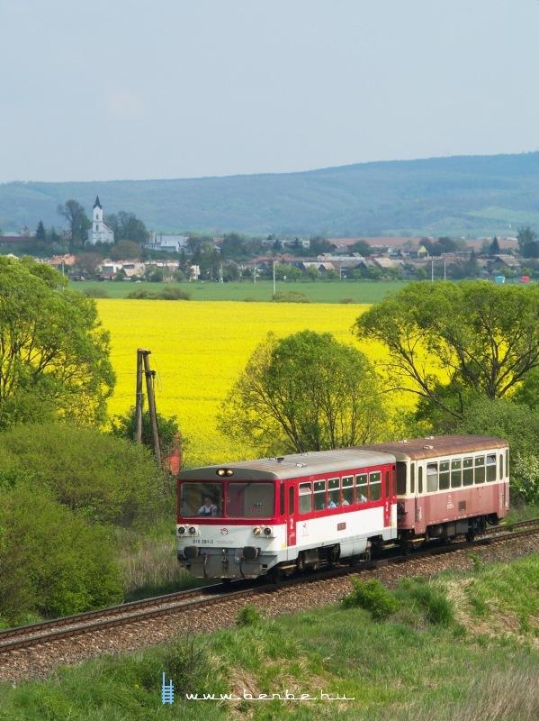 810 391-3 Ipolygalsa és Losonc között fotó