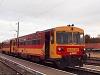 A MÁV-START Bzmot 335 Eger állomáson