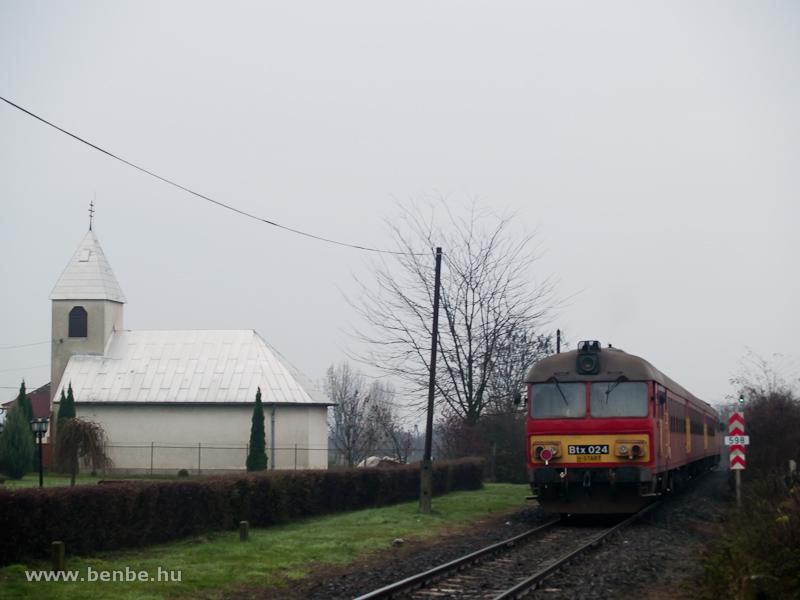 Btx 024 Aranyosapáti és Gyüre között fotó