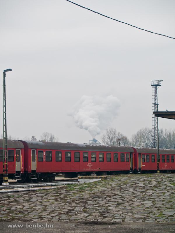 MD motorvonat Vásárosnaményban fotó