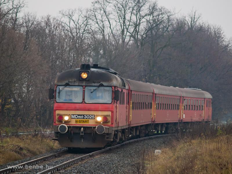 MDmot 3025 Vitka és Nagydobos között fotó