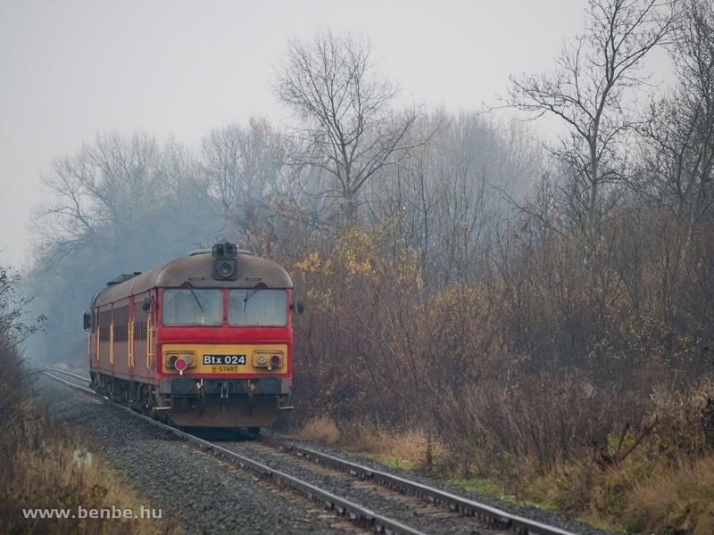 Btx 024 Vitka és Nagydobos között fotó