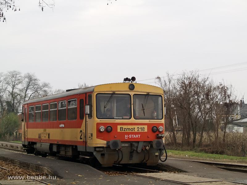 Bzmot 218 Nagyecseden fotó