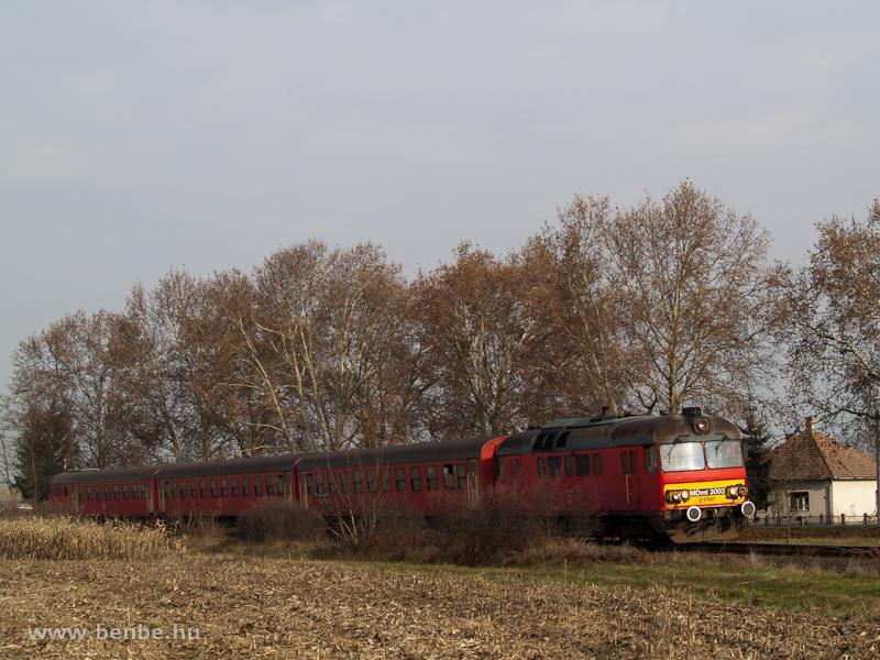 MDmot 3003 Vásárosnamény és Vitka között fotó