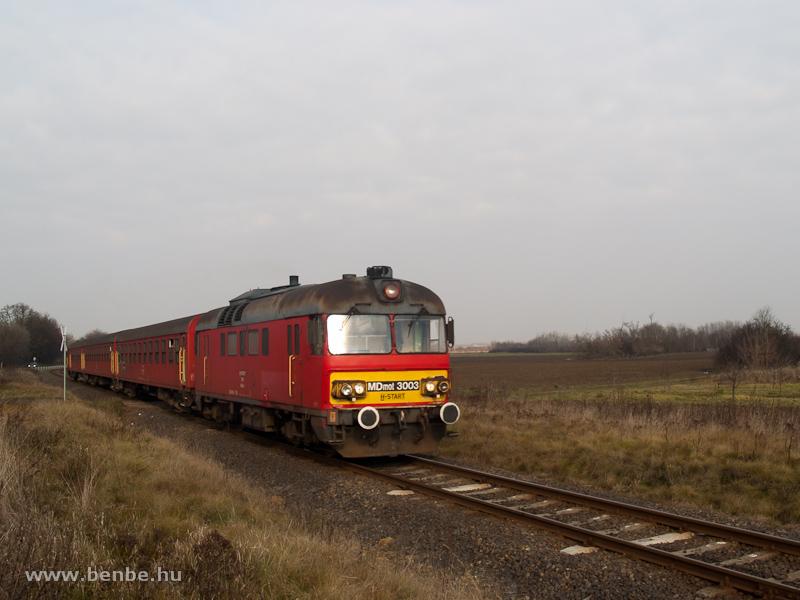 MDmot 3003 Vitka és Nagydobos között fotó