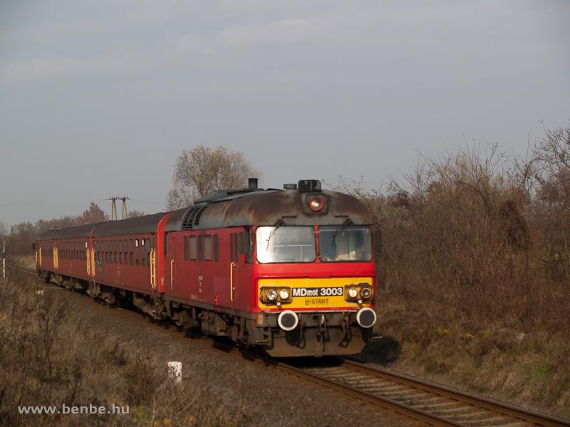 MDmot 3003 Nagydoboson fotó