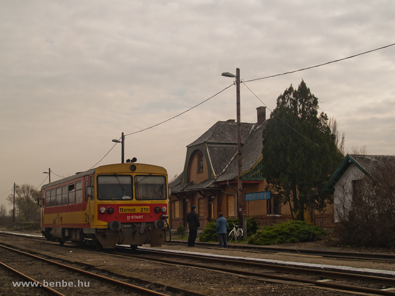 The Bzmot 219 at Zajta photo