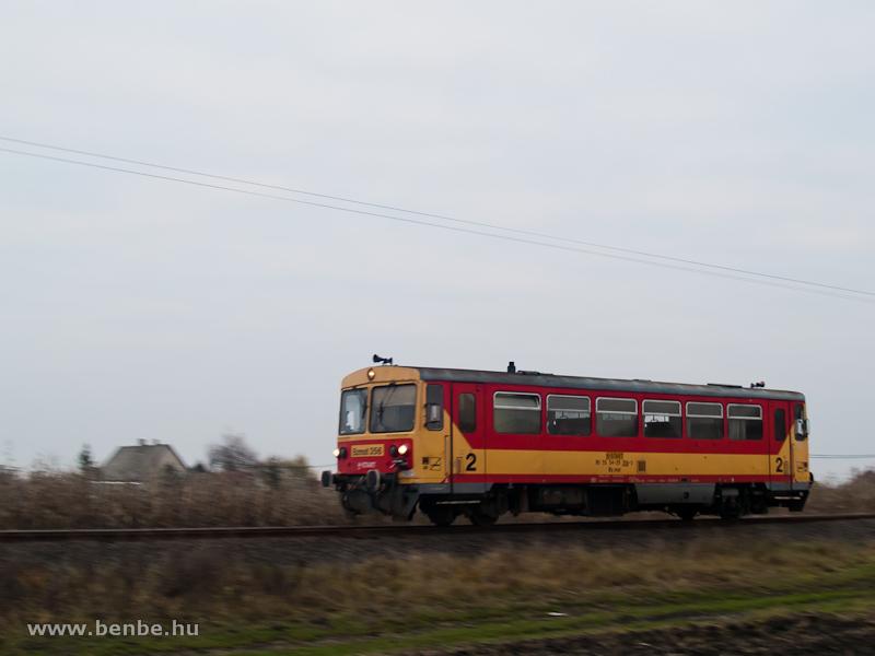 Bzmot 356 Porcsalma-Tyukodon fotó