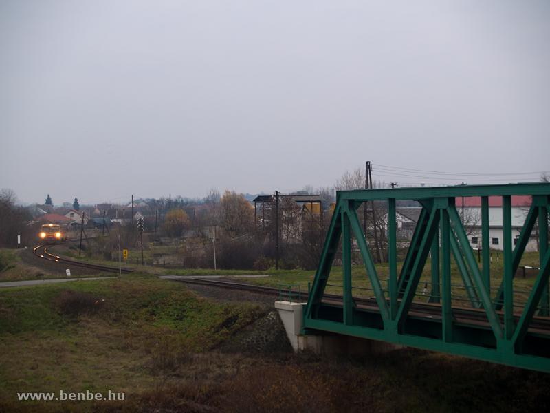 Bzmot 356 Kocsordon, a Kraszna-hídnál fotó