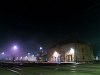 R�kosrendező station by dusk