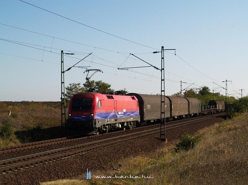 1116 020-7 Vámosgyörk és Hort-Csány között fotó