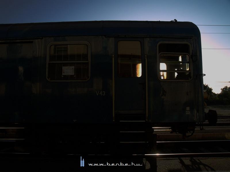 BDt 370 Gyöngyös állomáson fotó