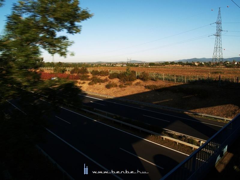 Az M3 autópálya híjda fotó