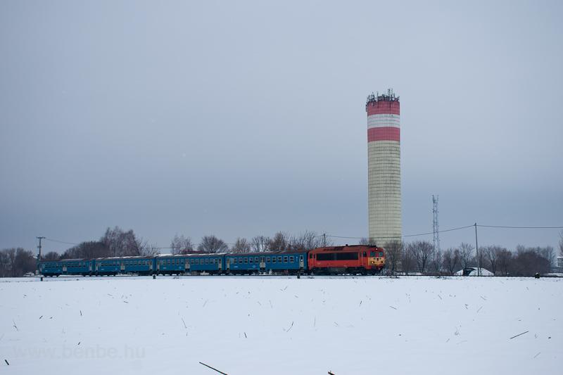 A MÁV-START 418 110 Ócsa és fotó